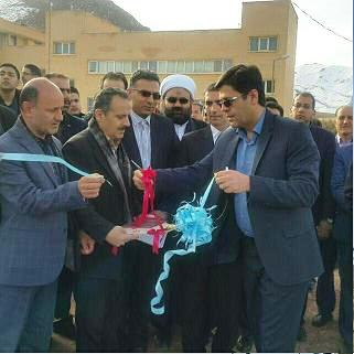 با حضور استاندار مرکزی ،آغاز عملیات اجرایی و افتتاح 10 پروژه توزیع برق در آشتیان